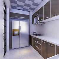 四居室欧式咖啡色欧美厚重卧室窗帘效果图