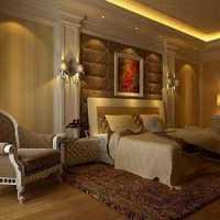 二居新房双人卧室背景墙装修效果图