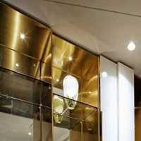 100平方平方欧式装修客厅效果图2021款