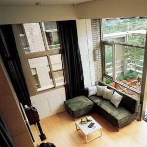 武漢40平米一室一廳老房裝修大約多少錢