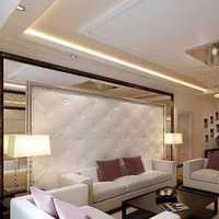 廊坊房屋装修107平米设计图