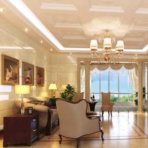 上海百安居的装潢