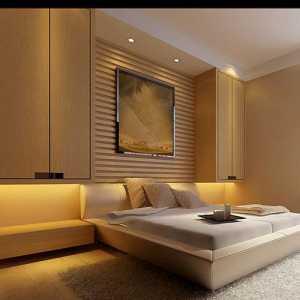 休闲风的卧室图片
