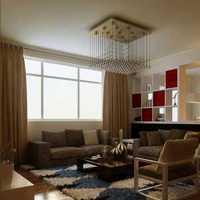 复式楼现代客厅沙发背景墙装修效果图