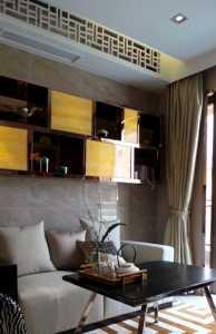 沙发背后是餐厅的装修图片大全图片