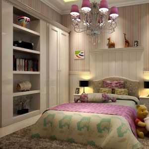 客厅摆床装修