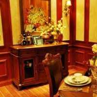新房餐厅富裕型玄关装修效果图