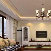 新中式家装客厅装潢效果图