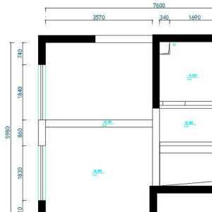 100平方茶室装修效果图大全