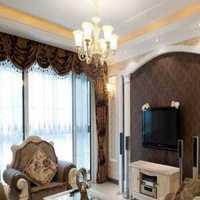 公寓簡約風格別墅富裕型庭院海外家居效果圖