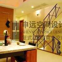 法式風格客廳沙發背景墻裝飾畫效果圖