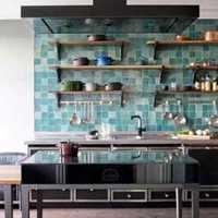 厨房免漆门装修效果图