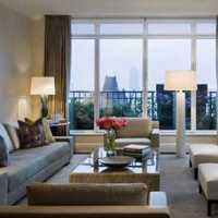 客厅小户型现代客厅背景墙装修效果图