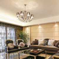客厅茶几样板房客厅沙发装修效果图