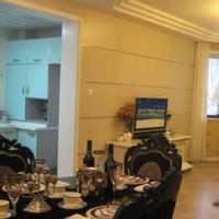 现代餐厅隔断茶几吊灯装修效果图