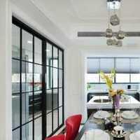 中式風格公寓富裕型110平米效果圖