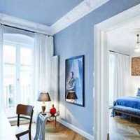100平小户型复式房装修