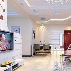 北京124平米三室一廳毛坯房裝修大約多少錢
