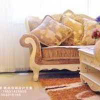 紫色大户型沙发客厅沙发装修效果图