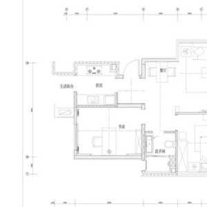 小戶型老房改造效果圖