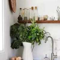 10平米厨房橱柜装修效果图