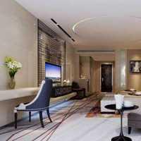 80平米2居室内装修设计方案