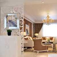 客厅背景墙现代小两居室装修效果图