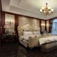 北京100平米三居室装修