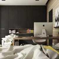 卧室头背景墙实木简约欧式装修效果图