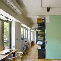 欧式书桌书柜写字台书房装修效果图