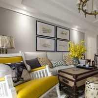 新古典窗帘茶几客厅吊灯装修效果图