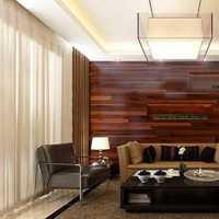 三室客厅现代时尚简约装修效果图