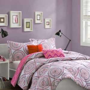 寝室混搭风格装修图片