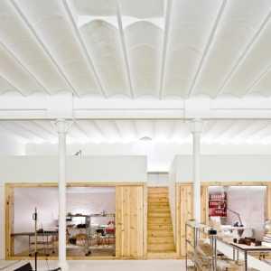 现代简约风格2室装修效果图