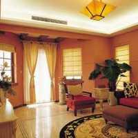 古裝木質客廳裝修效果圖