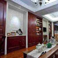 廚房木質整體櫥柜效果圖