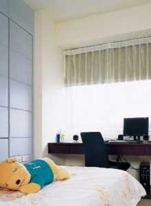实用榻榻米 净雅白色卧室设计
