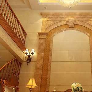 低奢风格装修客厅