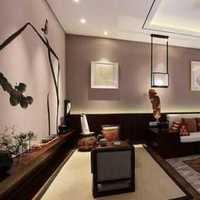哈尔滨家装低层高客厅吊顶设计