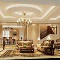 在广东清远市区装修一个380平米独栋别墅1000平米
