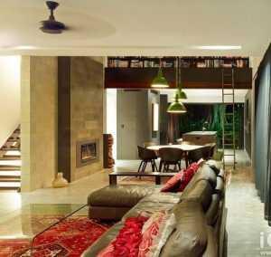 137平米新房装饰样板间