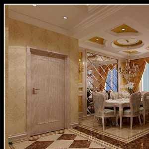 欧式三居室精装房30万-50万120-150平米