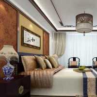 简约暖色卧室130平米装修效果图