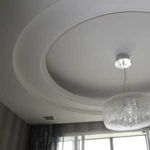 白穹顶 大气实用客厅