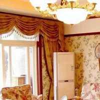 三室两厅东边户装修效果图