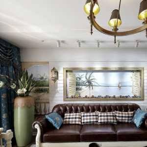 沐浴地中海——130㎡浪漫样板房