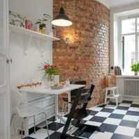 小户型客厅瓷砖铺怎么贴