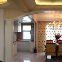 二居室新古典餐厅客厅装修效果图