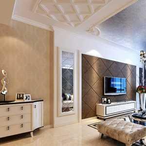 美式装修卧室有竖梁