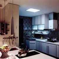 家用厨房储物架装修效果图